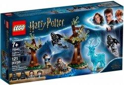 LEGO Polska Klocki Harry Potter Expecto Patronum
