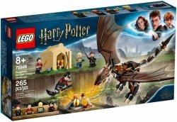 LEGO Polska Klocki Harry Potter Rogogon węgierski na Turnieju Trójmagicznym