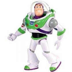 Mattel Figurka Toy Story Buzz i Visor