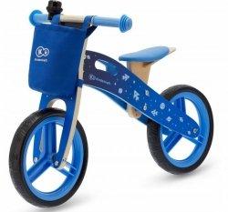 Kinderkraft Rowerek biegowy Runner Galaxy niebieski