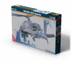 Mistercraft Model plastikowy AH-64A KLU Apache