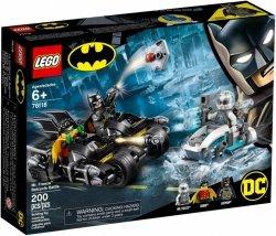 LEGO Polska Klocki Super Heroes Walka z Mr.Freezeem