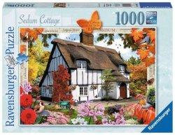 Ravensburger Puzzle 1000 elementów Wiejski Domek