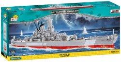 Cobi Klocki Klocki Historical Collection Battleship Musashi