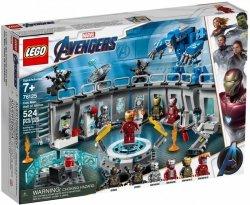 LEGO Polska Klocki Super Heroes Zbroje Iron Mana