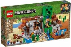 LEGO Polska Klocki Minecraft Kopalnia Creeperow