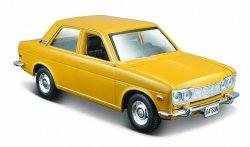 Maisto Model kompozytowy Datsun 510 1/24 żółty
