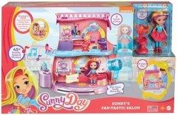 Mattel Lalka Sunny Day Sunny salon piękności