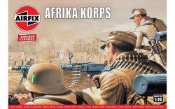 Model plastikowy Korpus Afryki II Wojna Światowa