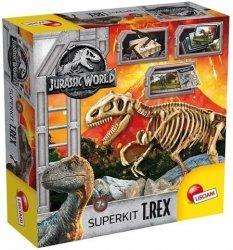 Lisciani Zestaw edukacyjny Jurassic World Super zestaw T-Rex