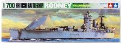 Tamiya Model plastikowy Brytyjski pancernik Rodney