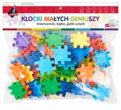 ASKATO Klocki Puzzle 75 elementów