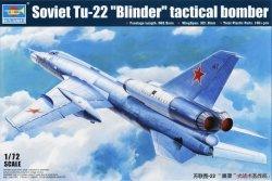 Model plastikowy Tu-22K Blinder B Bomber