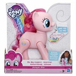 Hasbro Figurka interaktywna My Little Pony Roześmiana Pinkie Pie