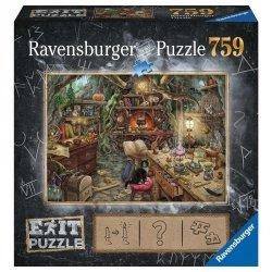 Puzzle 759 elementów - Exit, Kuchnia czarownicy
