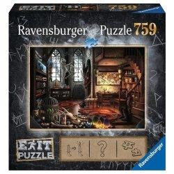 Ravensburger Puzzle 759 elementów - Exit, Tajemniczy pokój