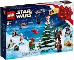LEGO Polska Klocki Kalendarz adwentowy Star Wars