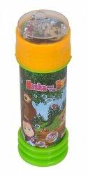 Simba Bańki mydlane 60 ml Masza i Niedźwiedź