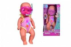 Simba Lalka Bobas do kąpieli New Born Baby 30 cm