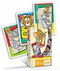 Cartamundi Karty Piotruś i Memo Tom&Jerry