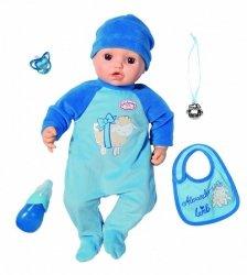 Zapf Lalka Baby Annabell Alexander chłopiec 43 cm