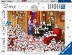 Ravensburger Puzzle 1000 elementów 101 Dalmatynczyków