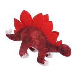 Beppe Pluszak Stegozaur czerwony 30 cm