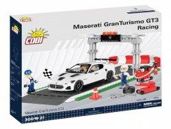 Cobi Klocki Klocki Cars Maserati GranTurism o GT3 Racing