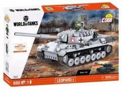 Cobi Klocki Klocki World of Tanks Leopard 1