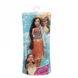 Hasbro Lalka Księżniczki Disneya Brokatowa Pocahontas