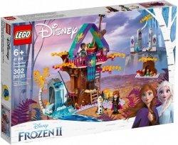 LEGO Polska Klocki Księżniczki Disneya Zaczarowy domek na drzewie