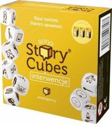 Rebel Story Cubes' Interwencje