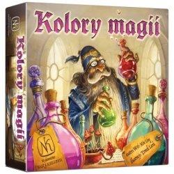 Nasza księgarnia Gra Kolory Magii