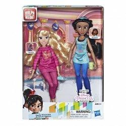 Hasbro Lalka Księżniczki Disneya Księżniczka Jasmine i Aurora
