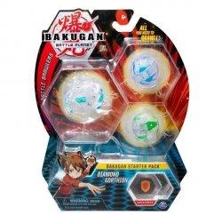 Spin Master Figurka Bakugan Zestaw startowy, 20108795