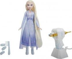 Hasbro Lalka Frozen 2 z lokówką Elsa