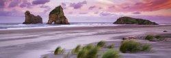 Puzzle 1000 elementów Plaża Whariaki