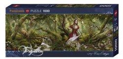 Puzzle 1000 elementów Leśna piosenka