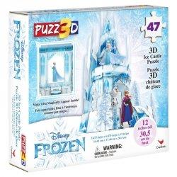 Puzzle 3D Frozen 2 ,47 elementów