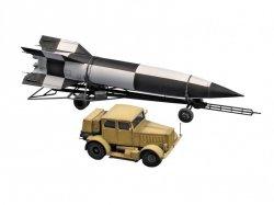 Revell Model plastikowy SS-100 Gigant+Transporter +V2