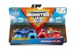 Spin Master Samochód Monster Jam  1:64 2-pak