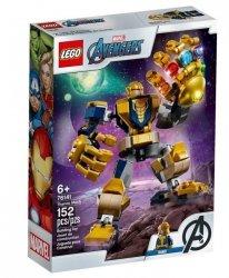 LEGO Klocki Super Heroes Mech Thanosa