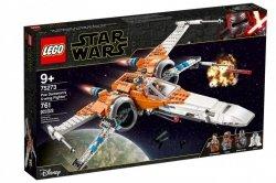 LEGO Klocki Star Wars Myśliwiec X-Wing Poe Damerona