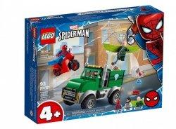LEGO Klocki Super Heroes Napad Sępa na furgonetkę