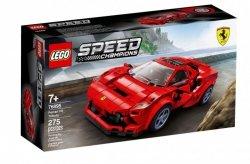 LEGO Klocki Speed Champions Ferrari F8 Tributo