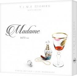 Rebel Gra T.I.M.E. Stories Madame