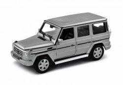 Welly Model kolekcjonerski Mercedes-Benz G-Class, srebrny