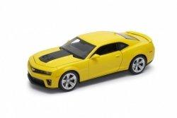 Welly Model kolekcjonerski Chevrolet Camaro ZL1, żółty