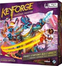 Rebel Gra KeyForge Zderzenie Światów