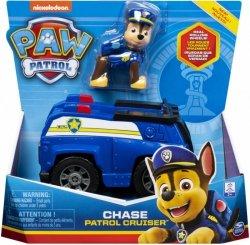 Spin Master Pojazd z figurką, Chase Psi Patrol